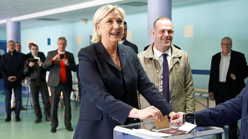 Richtungswahl für Europa - stärken die Franzosen Le Pen?