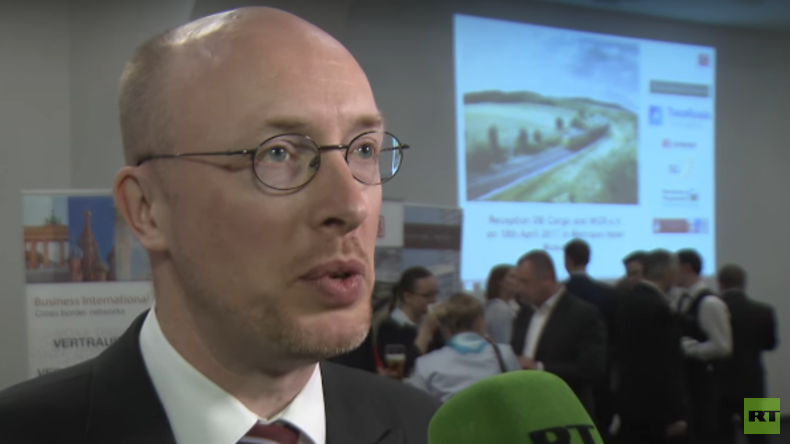 """RT Deutsch-Exklusiv: """"Gespräch aufrecht erhalten"""" – Energieminister Christian Pegel (SPD)"""