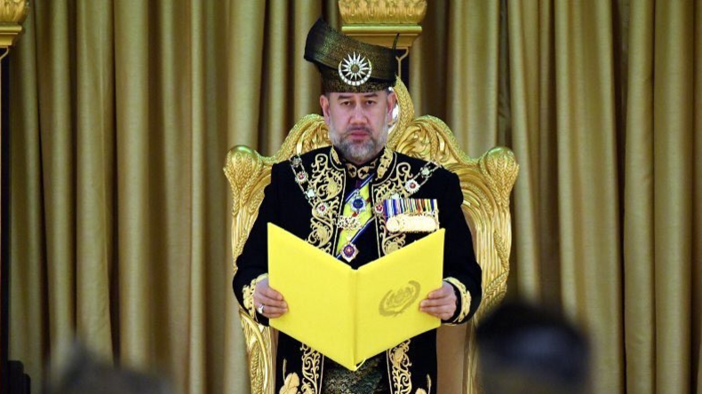Neuer malaysischer König Muhammad V. tritt sein Amt an