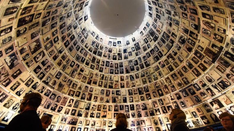 Israel gedenkt der Holocaust-Opfer