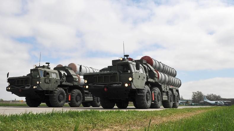 Putin und Erdogan werden im Mai den Erwerb der S-400-Raketensysteme von Russland vereinbaren