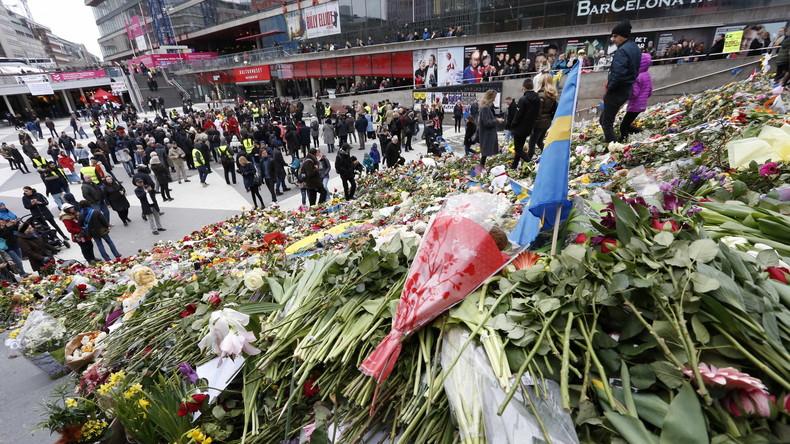 Weiterer Verdächtiger nach Stockholm-Anschlag gefasst