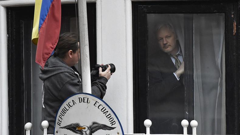Trumps nächste Kehrtwende: US-Haftbefehl gegen Assange droht