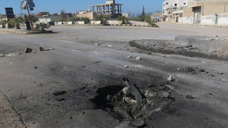 Syrische Armee bereit, zwecks Ermittlung des Giftgasvorfalls in Idlib Kampfhandlungen einzustellen
