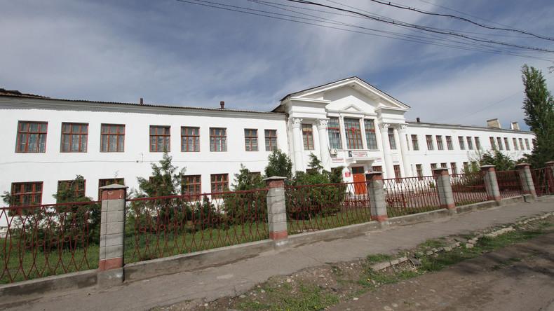 Granatenexplosion in Schule in russischer Teilrepublik Dagestan – ein Schüler tot, elf verletzt