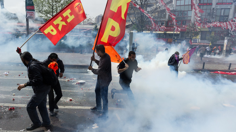Türkischer Innenminister Soylu: Mai-Kundgebung auf Taksim-Platz verboten