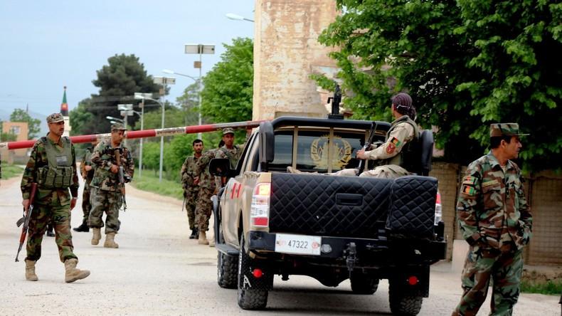 Afghanistan: 140 Soldaten bei Angriff der Taliban getötet