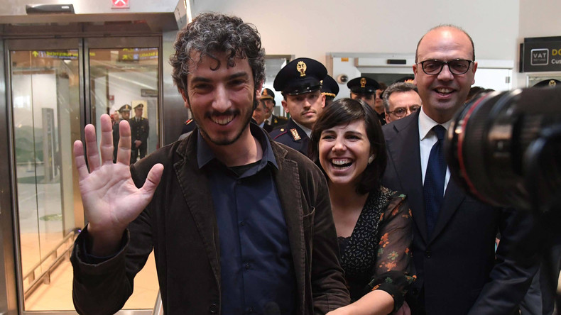 Italienischer Journalist in der Türkei auf freien Fuß gesetzt