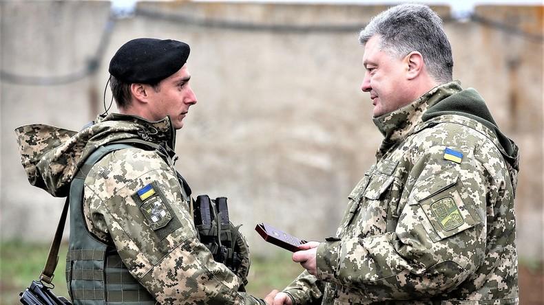 Nach dem Anschlag in Lugansk will Kiew UNO-Truppen nach Donbass schicken