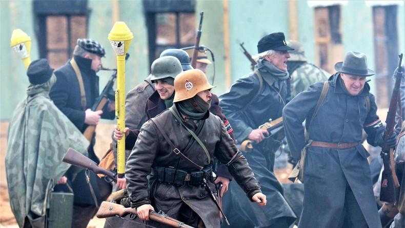 Sturm auf Berlin – Historische Nachstellung oder Kriegsspiel?
