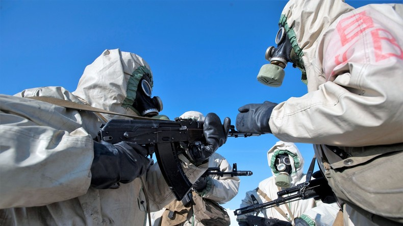 Nach Giftgasangriff in Syrien: US-Regierung verhängt neue Sanktionen