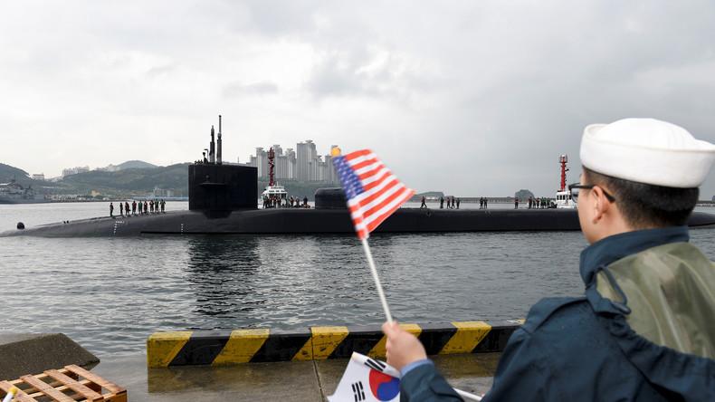 Japan und Nordkorea bereiten sich auf den Krieg vor