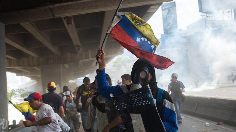 Heftige Proteste in Venezuela fordern mindestens 24 Menschenleben
