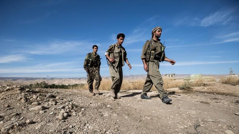 Bei türkischen Luftangriffen im Nordirak Zivilisten getroffen
