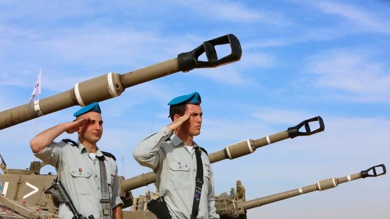"""""""Islamischer Staat"""" entschuldigt sich bei Israel für Angriff gegen Soldaten auf Golanhöhen"""