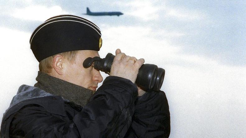 """Wladimir Putin: """"Russlands Marine muss in allen strategischen Zonen der Weltmeere präsent sein"""""""