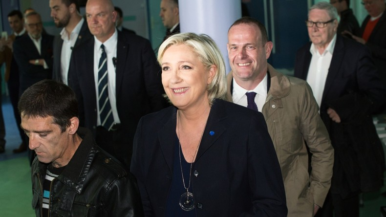 Frankreich vor der Stichwahl: Aufgeheizte Stimmung gegen Marine Le Pen