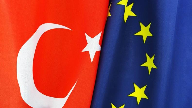 """Erdogan: """"EU hält uns hin"""""""