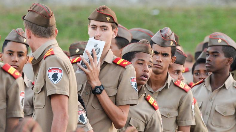 Russland modernisiert Kubas Rüstungsindustrie