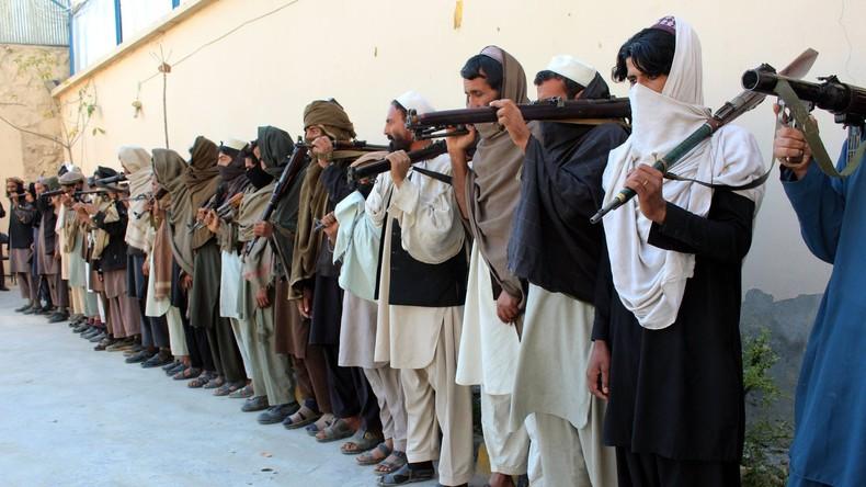 Lawrow tritt Fake-Berichten entgegen: Wir unterstützen die Taliban nicht