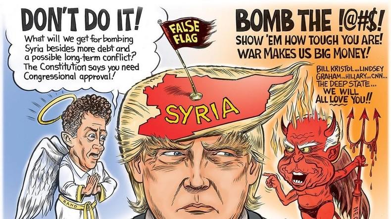 Oliver Stone zu syrischen Giftgasangriffen - ein Stück Wahrheit aus Hollywood