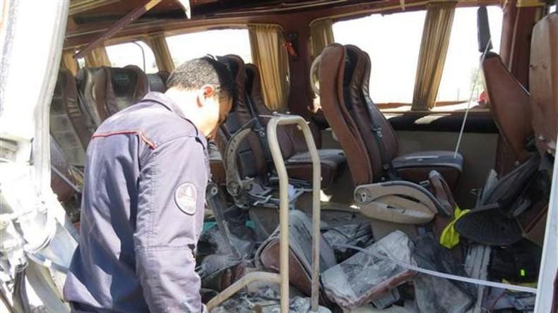 Minibus explodiert in Istanbul: Mindestens fünf Verletzte