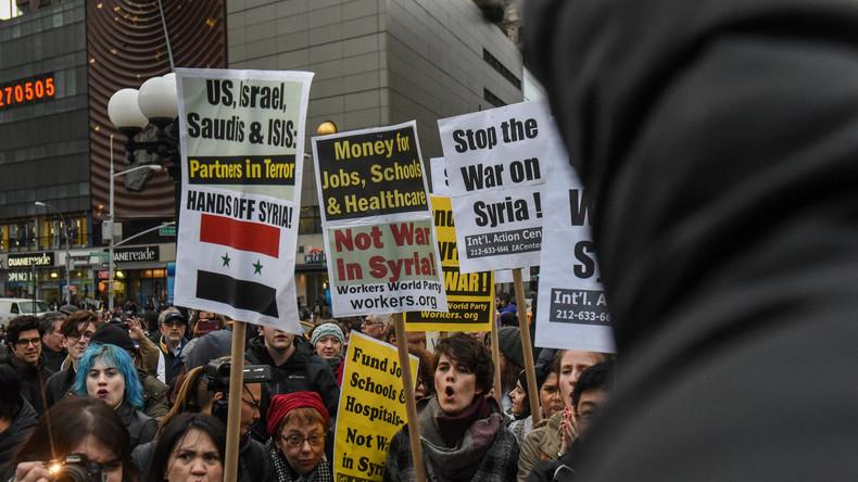 Syrien: US-Koalition deckt bulgarische NATO-Waffenlieferungen an Islamisten
