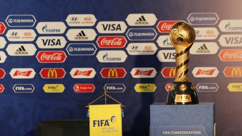 Fußball, Fans und Leidenschaft: Confederations Cup in Russland