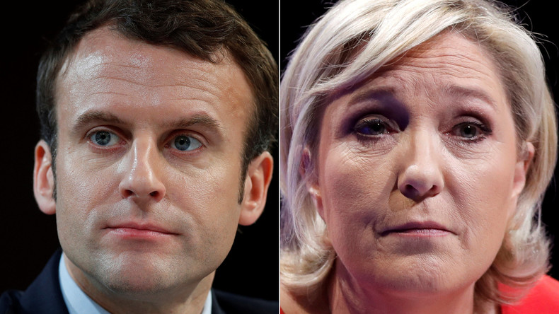 Wahlkampf in Frankreich: Wo gewählt wird, sind russische Hacker nie fern