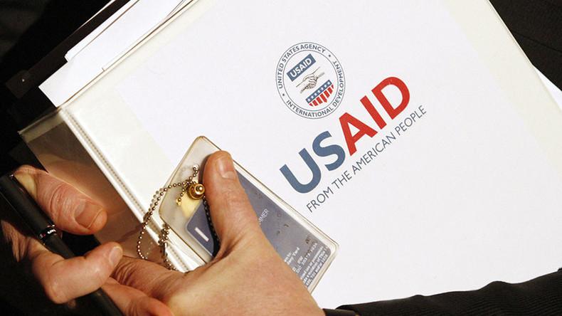 America first: US-Haushalt spart an umstrittener Entwicklungsbehörde