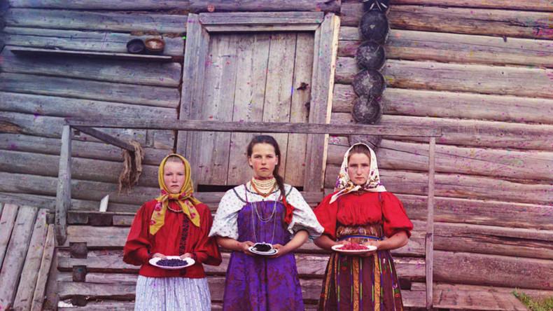 Erste Farbfotos aus dem Russischen Reich aus der Sammlung des Fotografie-Pioniers Prokudin-Gorski