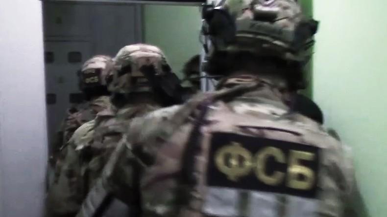 Zwölf Terroristen in russischer Exklave Kaliningrad festgenommen