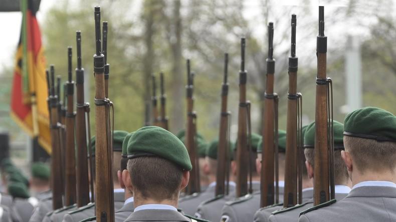 """Bundeswehrsoldat wegen """"schwerer staatsgefährdender Straftat"""" festgenommen"""