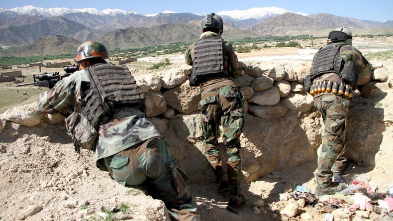 Afghanische Militärs töten 30 IS-Kämpfer in 24 Stunden