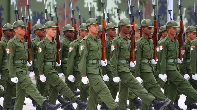 """""""Von Hochtechnologie bis Grundausrüstung"""" - Russland modernisiert die kubanischen Streitkräfte"""