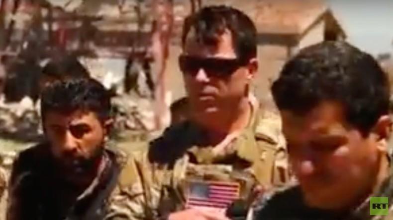 Türkischer Angriff auf Syrien: USA unterstützen Kurden - auch von der PKK