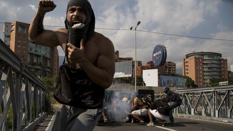 Abby Martin: Finger weg von Venezuela!