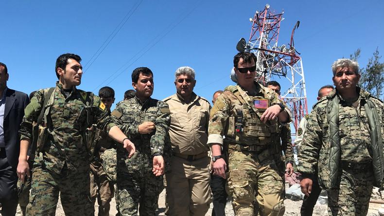 Exklusiv - Türkische Experten: US-Kooperation mit der PKK kann neue Kriege im Nahen Osten auslösen