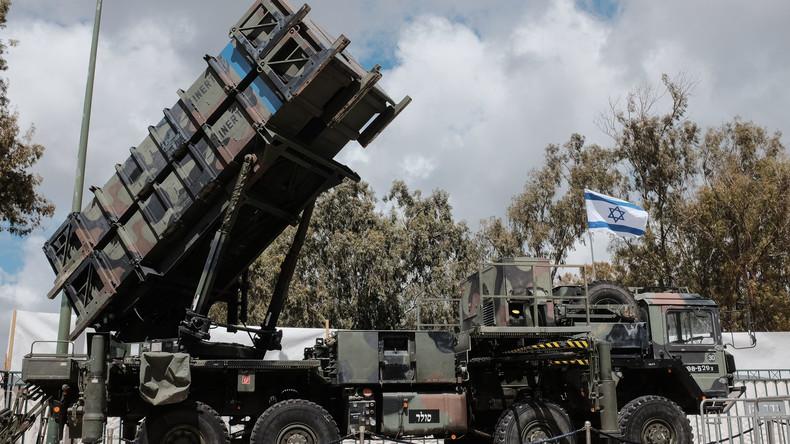 Israel feuert Drohne über den Golanhöhen ab