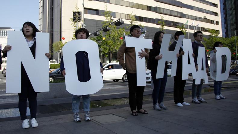Korea-Krise: Streit zwischen USA und Südkorea über Kostenübernahme für Militärgeräte
