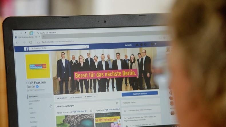 Facebook verkündet Kampf gegen Fake-News ausländischer Regierungen - Russland im Visier