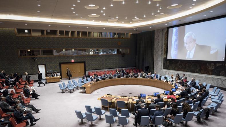 Live: UN-Sicherheitsrat trifft über mögliche Ausweitung der Nordkorea-Sanktionen zusammen