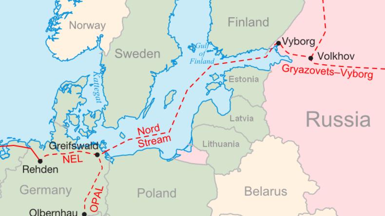 """""""Deutschland braucht dieses Gas"""": Ostsee-Pipeline Nord Stream 2 wird trotz Sanktionen gebaut"""