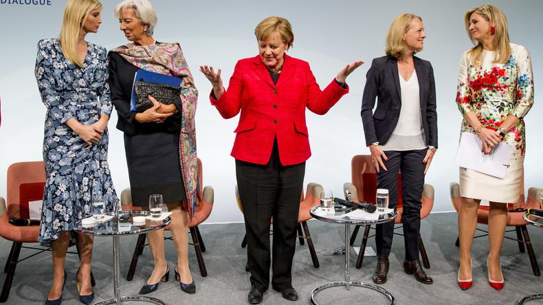 Frauenpower auf russische Art: W20-Vertreterin über Trump, Merkel und weibliche Kriegslust