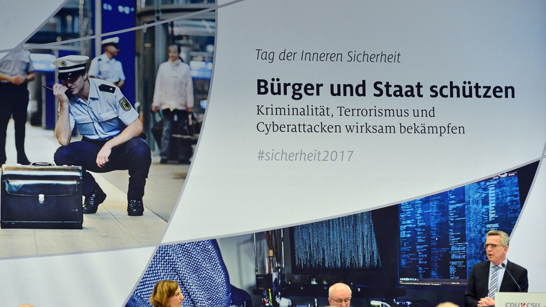 Mutmaßlicher IS-Kämpfer in Deutschland verhaftet