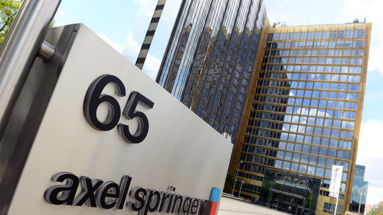 Jetzt noch schmaler: Klare Weltsicht für Springer-Mitarbeiter
