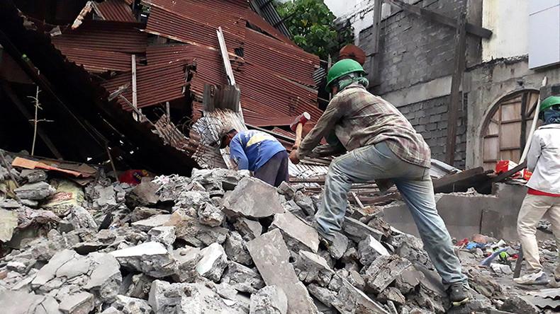Schweres Erdbeben auf Philippinen