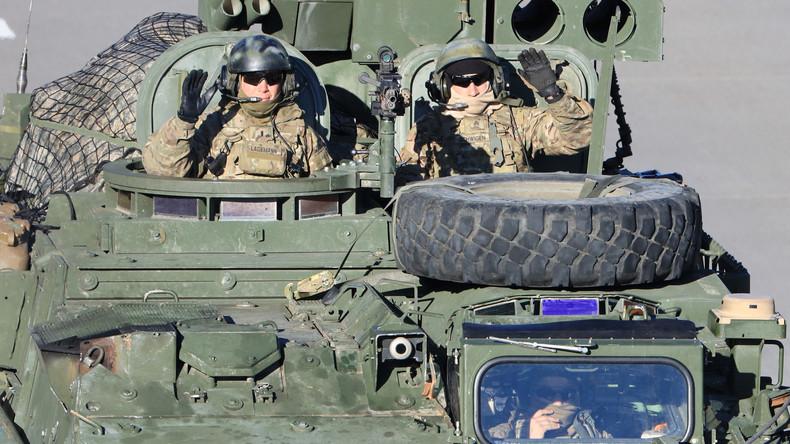 Bundesregierung:  Job als Russe bei US-Manövern doch nicht integrationsfördernd