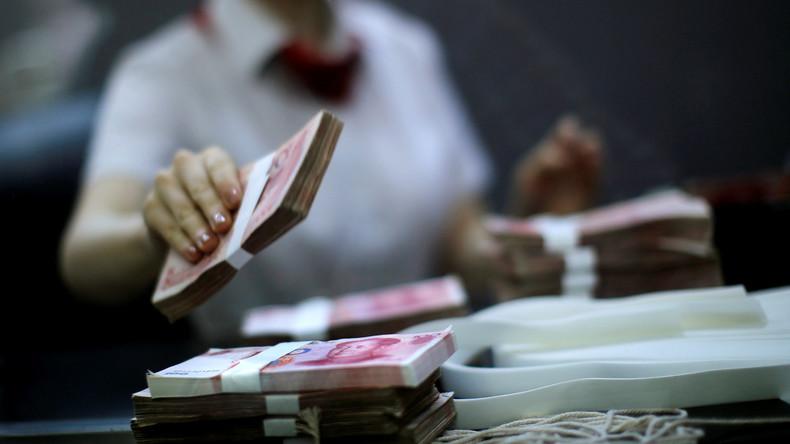 Chinas Industrie verliert an Fahrt