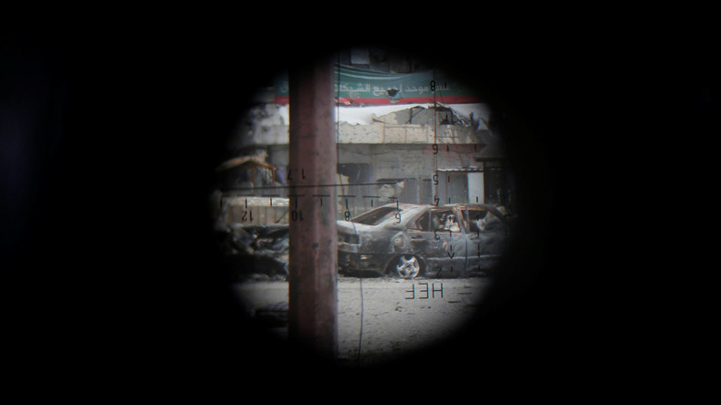 US-Soldat stirbt bei Explosion nahe Mossul